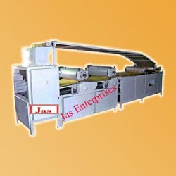 Dough Sheeter with rotary die cutting unit