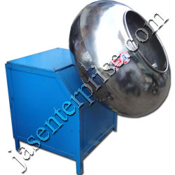Revolving Coating Pan