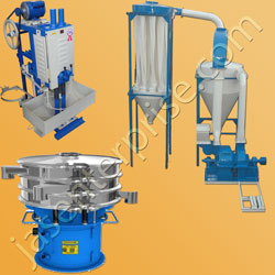 coconut shell powder making machine