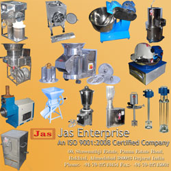 Commercial kitchen processing machines