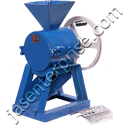 Dry fruit broken pieces (tukada) machine