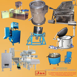 Extruded snacks Processing Machine