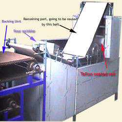 Fully automatic chapati making machines