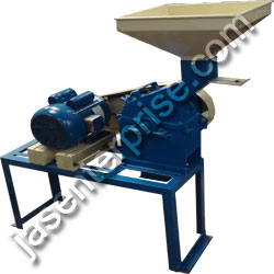 Gravity Discharge Hammer Mill