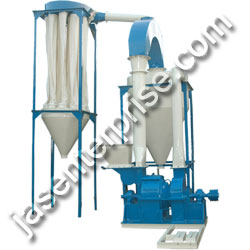 Impact Pulverizer with air Classifier
