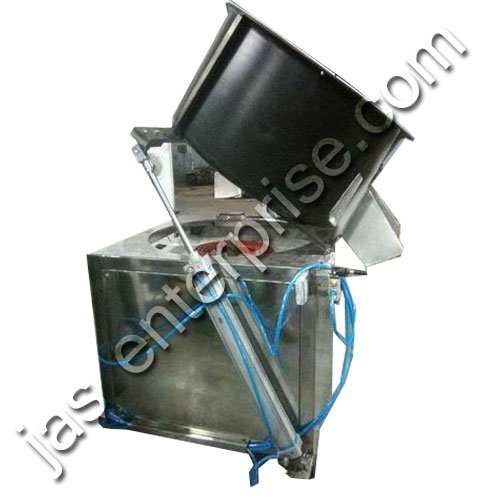 Industrial Popcorn Making Machine With Tilting Kettle