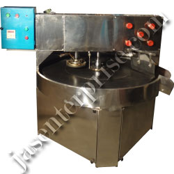 rotary indexing type chapati making machine